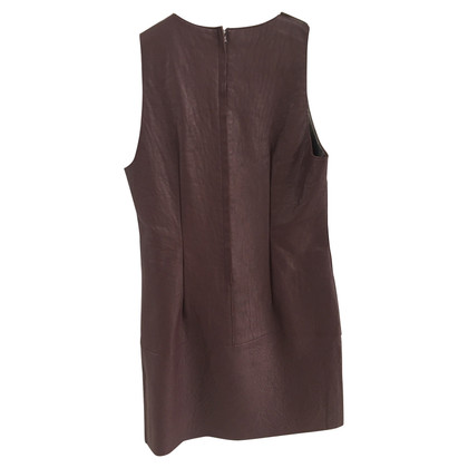 3.1 Phillip Lim leather dress