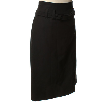 Gunex skirt in black