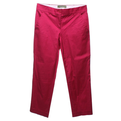 Etro trousers in red