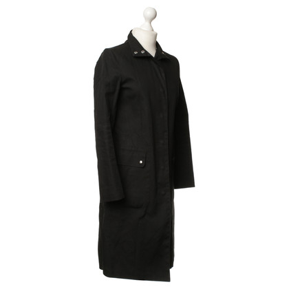 French Connection Easy coat in black