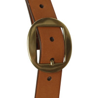 Ralph Lauren Waist belt with link chain element