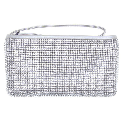 Swarovski clutch with Swarovski stones
