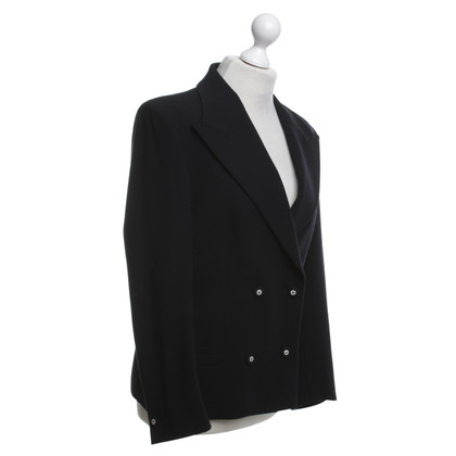 Gianni Versace Blazer in Black