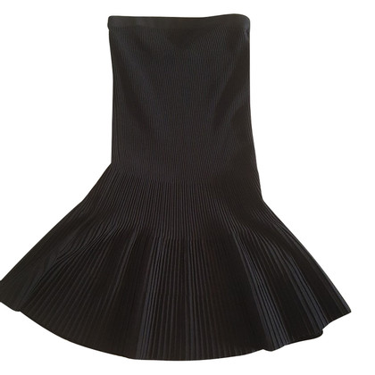 Pinko Bandeau dress in black