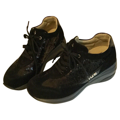 Cesare Paciotti Sneakers with sequins