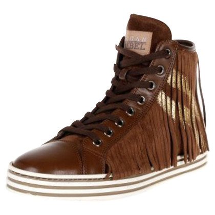 Hogan Sneakers with fringes
