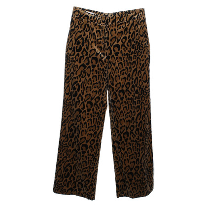 Dries van Noten trousers with pattern