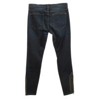 Current Elliott Jeans met studs