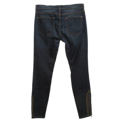 Current Elliott Jeans met studs