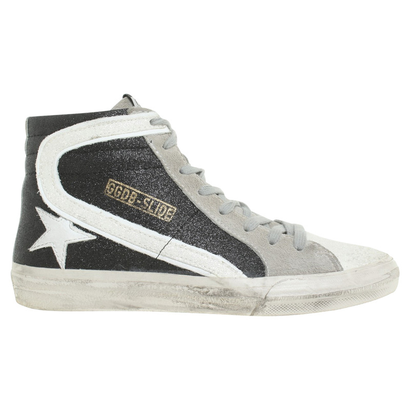 ... Golden Goose Sneakers in used look