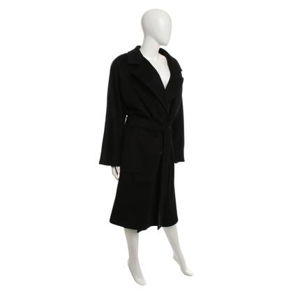 Marina Rinaldi Coat in black