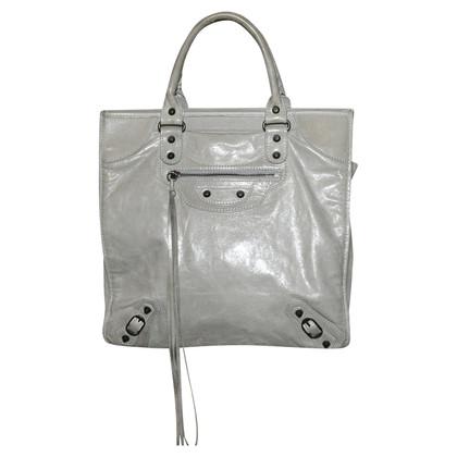 Balenciaga Tote Bag in light gray