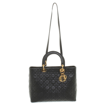 "Christian Dior ""Large Lady Dior"""