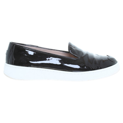 Hogan Slippers in black