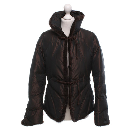 Moncler Veste Brown