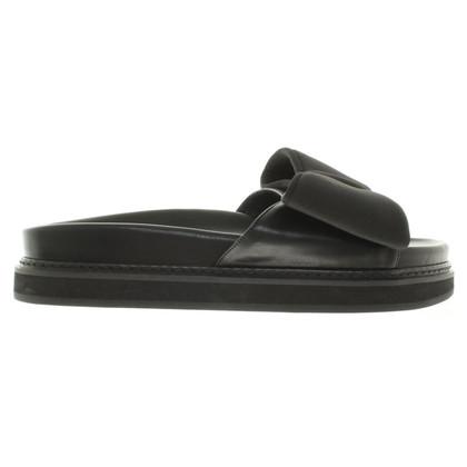 Andere merken Essentiel - Slipper in zwart