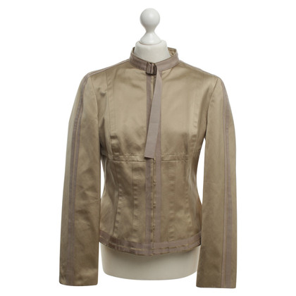 Hugo Boss Jacket in beige color