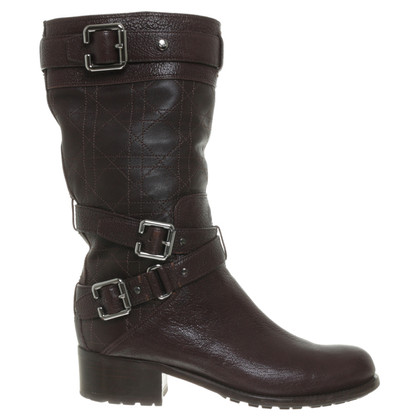 Christian Dior Boots in Brown