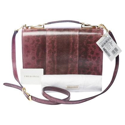 Emilio Pucci Newton Shoulder Bag