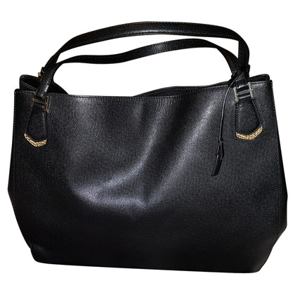 Borbonese leather bag