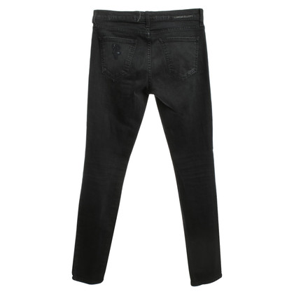Current Elliott Jeans Détruit en noir