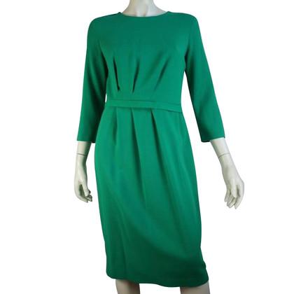 Goat Apple Green wollen jurk