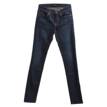 J Brand Skinny jeans in blauw