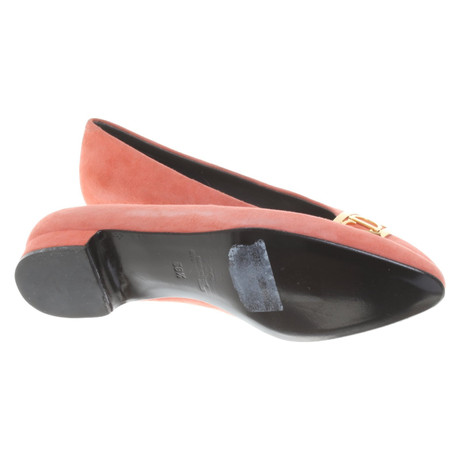Christian in Christian Dior Ballerinas Rosa Dior Ballerinas in Rosa Pink wtdTqdY