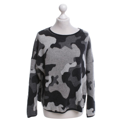 Other Designer Banjo & Matilda - cashmere sweater with pattern