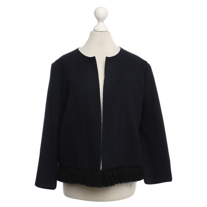 Marni Jacket in Dark Blue