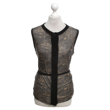 Jean Paul Gaultier Vest with pattern