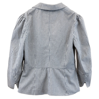 Noa Noa Stripes pattern blazer