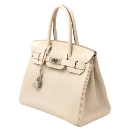 "Hermès ""Birkin Bag 30 Craie Veau Evercalf"""