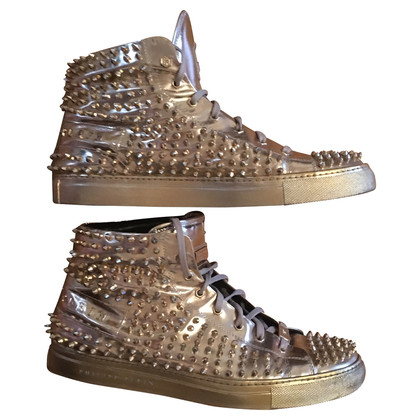 "Philipp Plein Hoge sneakers ""drop"""