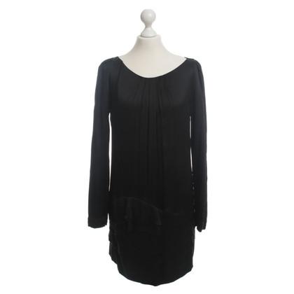 Diane von Furstenberg Silk dress in black