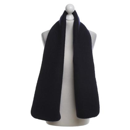 Carven Wollen sjaal in blauw