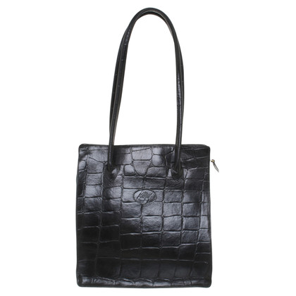 Mulberry Tote Bag in Schwarz