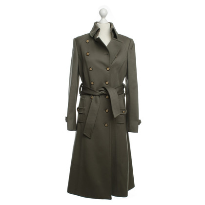 Dolce & Gabbana Coat in olive
