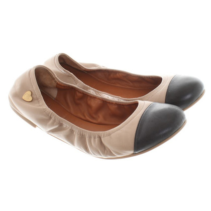 Marc by Marc Jacobs Ballerinas in Bicolor