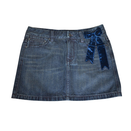 Ted Baker Jean Denim Mini Skirt