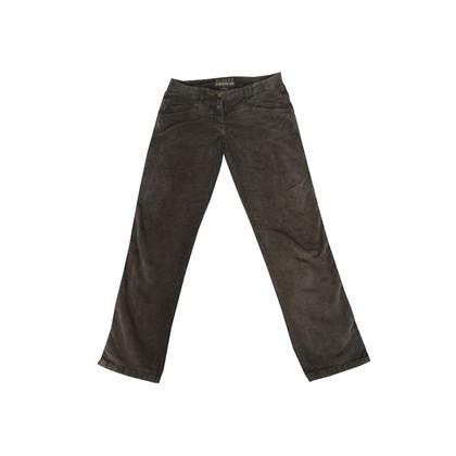 Closed Jeans di velluto chiusa