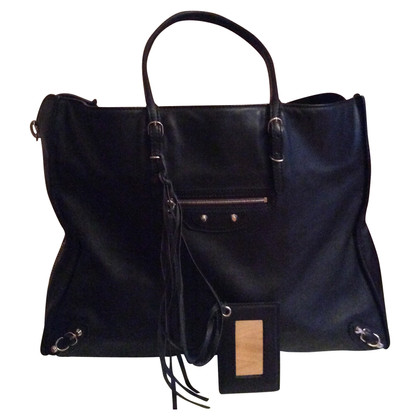 Balenciaga Shopper in black