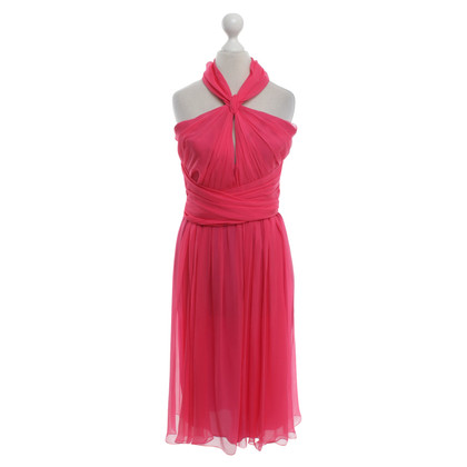 Max Mara Cocktailjurk in roze