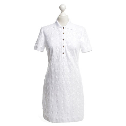 "Diane von Furstenberg Polokleid ""hall"" in white"