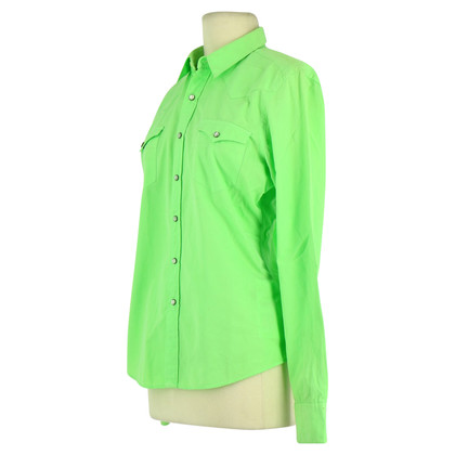 Ralph Lauren Blouse in groen