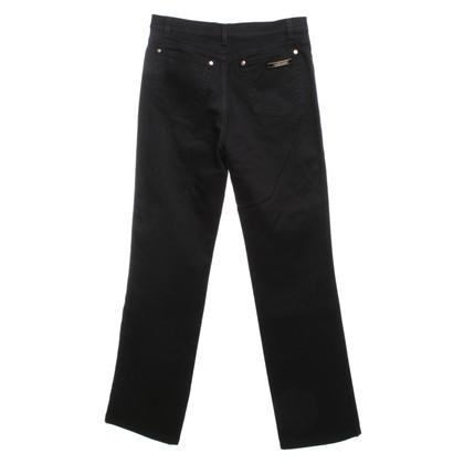 Roberto Cavalli Jeans in Schwarz
