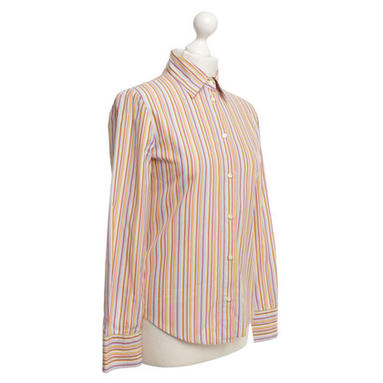Etro Shirt blouse with stripes