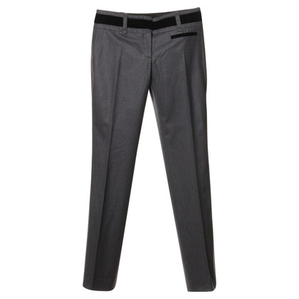 Céline Trousers in dark grey