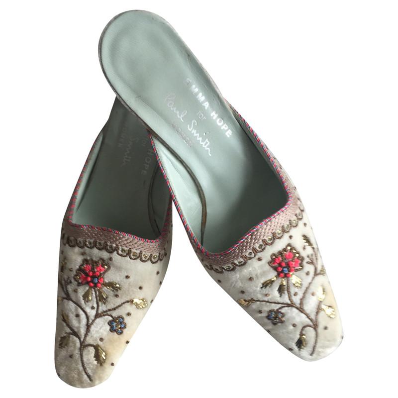 Emma Hope´s Shoes Vintage Hausschuhe
