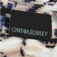 Cynthia Rowley abito estivo con il modello